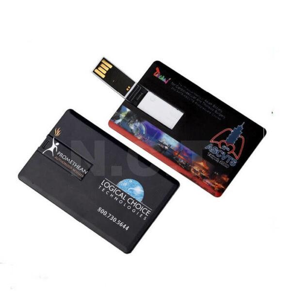 Creditcard USB Bedrukt met Logo (1)