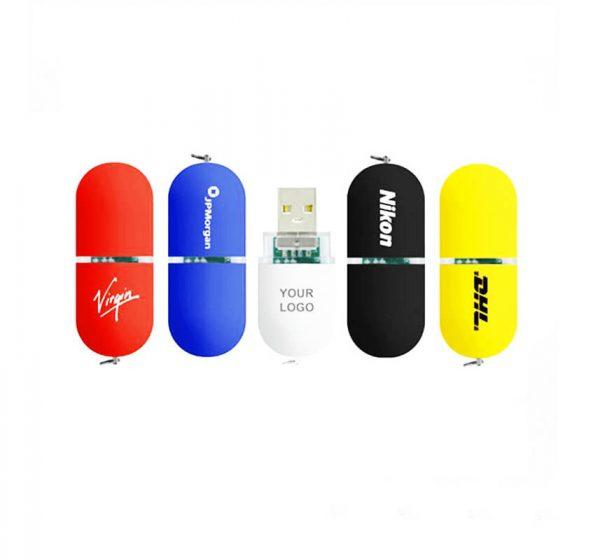 UP USB stick met bedrijfslogo's
