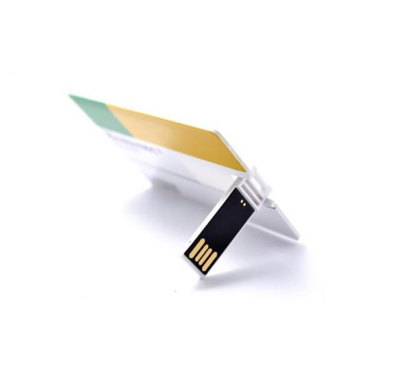 Creditcard USB bedrukt met bedrijfsnaam