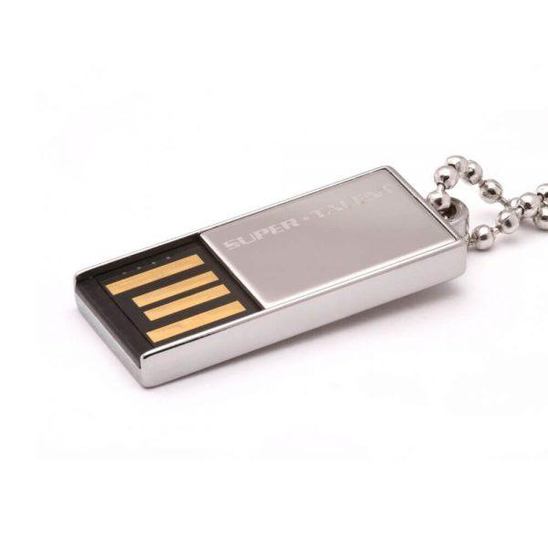 mini usb stick sleutelhanger met logo