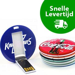 USB's Snelle Levertijd