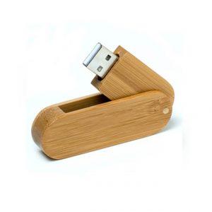 Houten USB Draai
