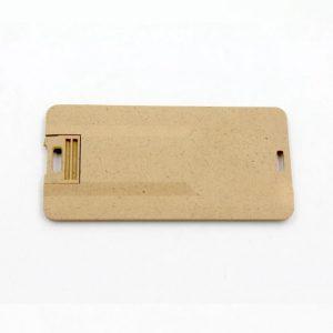 Duurzame USB (creditcardvorm)
