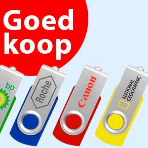 Goedkope USB-sticks