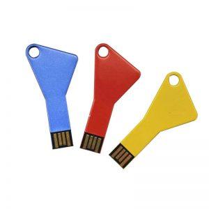 Sleutel USB (Driehoek)