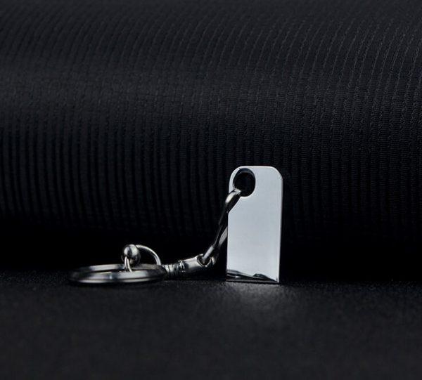 USB stick met logo in luxe metalen uitvoering