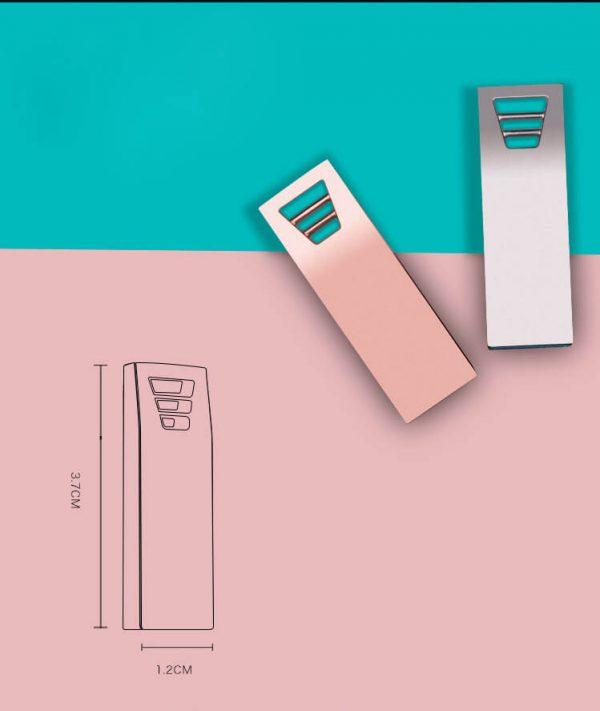 Moderne & luxe USB uitvoering